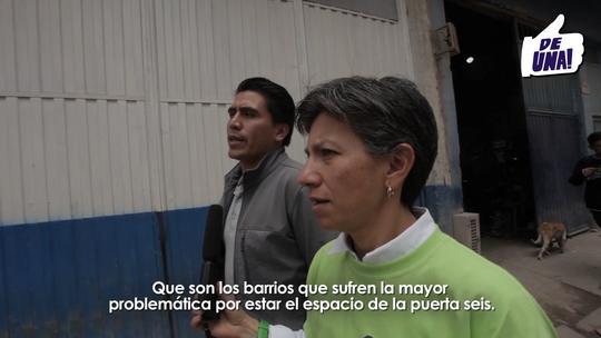 El Cartuchito: cómo se forma una olla en Bogotá